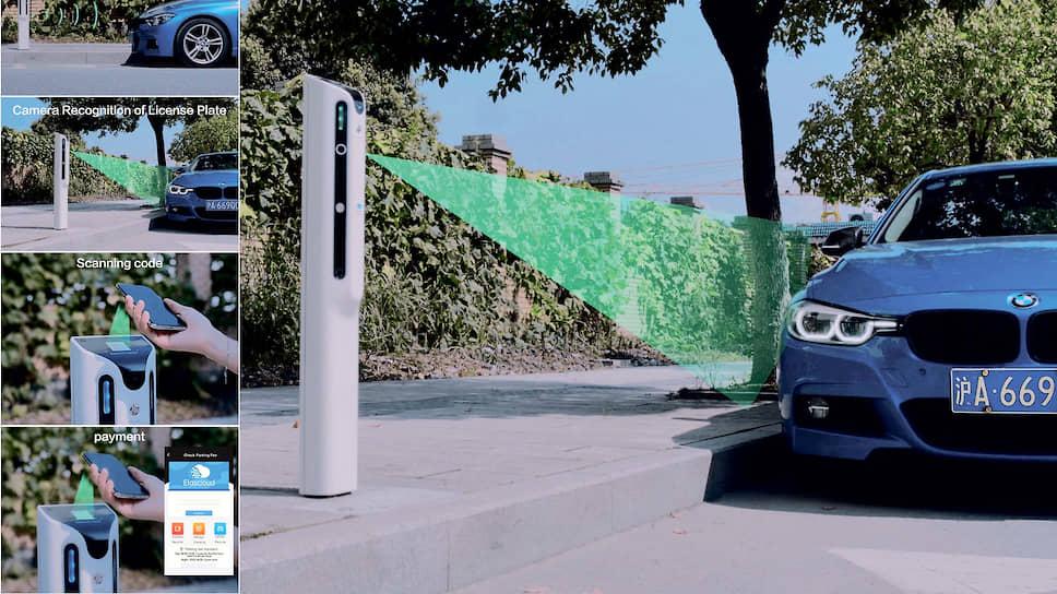 Производители Elascloud1 подсчитали, что армия таких интеллектуальных обслуживающих устройств позволит на 80 процентов снизить затраты на обслуживание парковок. А анализ полученных данных поможет измерять транспортные потоки, востребованность парковочных мест и получать другие ценные сведения, способные улучшить дорожную ситуацию в городе.
