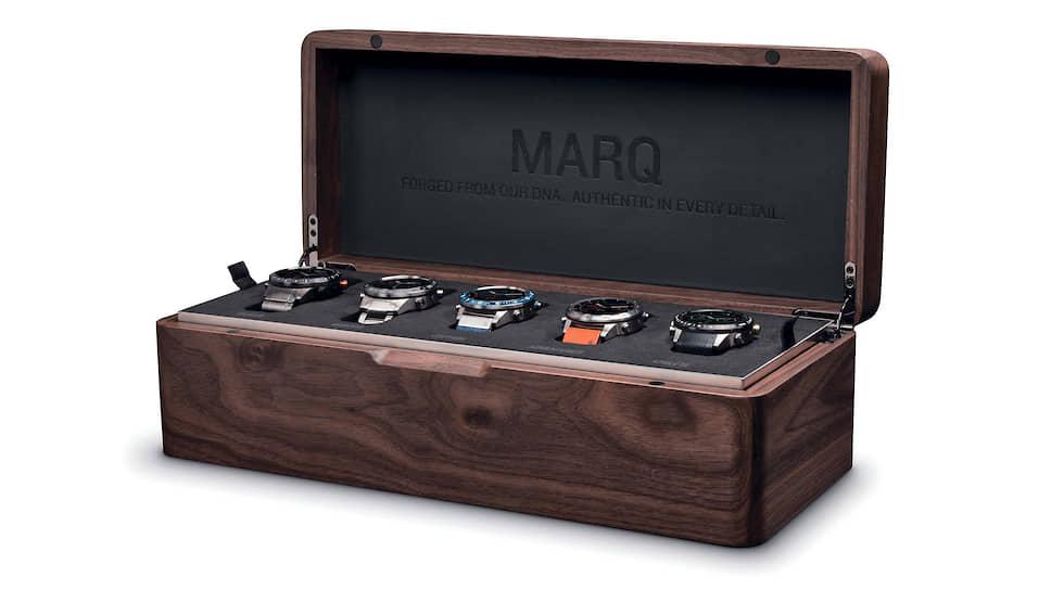 Всего будет выпущено сто наборов Marq Signature, все входящие в них модели часов будут иметь индивидуальный номер, а их подлинность будет подтверждена письмом от президента Garmin.
