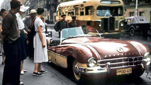 Самостоятельная работа  / Как в Советском Союзе делали автомобили своими руками