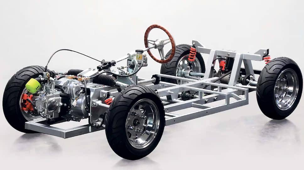Пожалуй, самый неоднозначный компонент электромобиля – это батареи. Блок из 24 или 32 литий-ионных аккумуляторов влетит в копеечку. Тем более что полная зарядка от домашней сети 220 В может занять целую вечность.