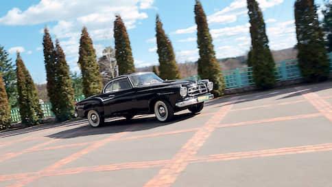 Естественный гибрид // 1957 Borgward Isabella Coupe