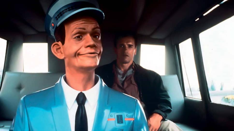 Управление на себя  / В каких кинофильмах можно увидеть беспилотные автомобили