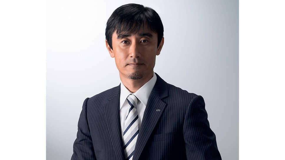«На другом конце провода» с журналистами общались старший вице-президент по глобальному дизайну Nissan Motor Co. Альфонсо Альбайса и старший директор по глобальному дизайну Infiniti Тайсуке Накамура.