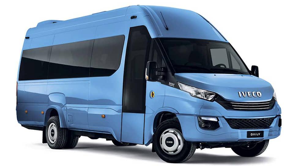 Газовый IVECO Daily – легкий, но при этом рамный коммерческий грузовик технически допустимой полной массой от 3,5 до 7 тонн. Автомобиль предлагается на российском рынке с шестью вариантами колесной базы и тремя типами кузовов. Работающий на метане двигатель развивает 350 Нм крутящего момента, а одной заправки баллонов хватает на 400 км пробега