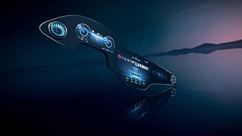 MBUX Hyperscreen будет уже в скором времени доступен по умолчанию в новом поколении Mercedes-Benz S-класс, а также в качестве одной из опций электромобиля Mercedes-Benz EQS.