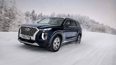 Максимум  / Hyundai Palisade — явление флагмана