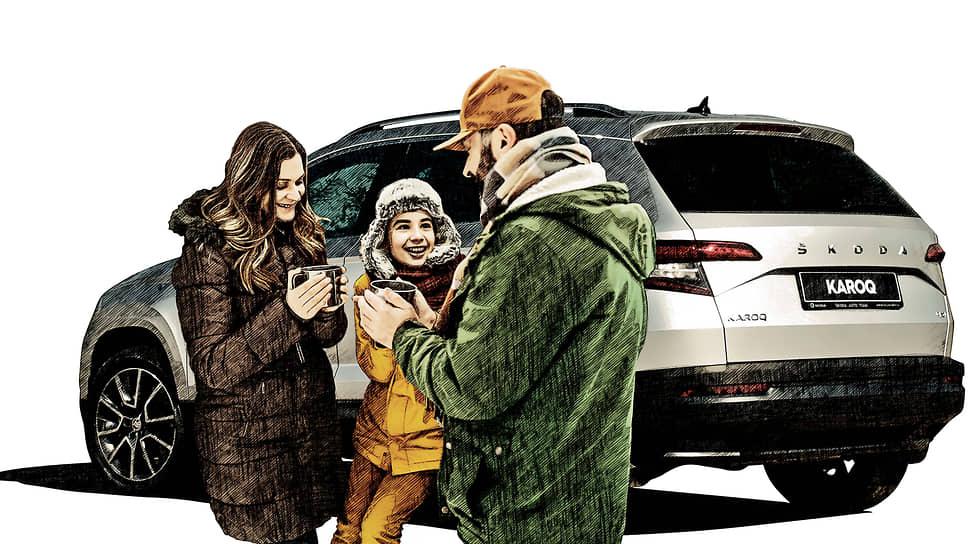 Тепло зимой должно быть не только людям, но и автомобилю. У Karoq предусмотрен обогрев всего, что вы только можете себе представить: сидений передних и задних, рулевого колеса, форсунок омывателя, боковых зеркал, ветрового и заднего стекол. Но больше всего в сильные морозы пригодится автономный стояночный отопитель, благодаря которому сразу можно садиться в прогретый салон.