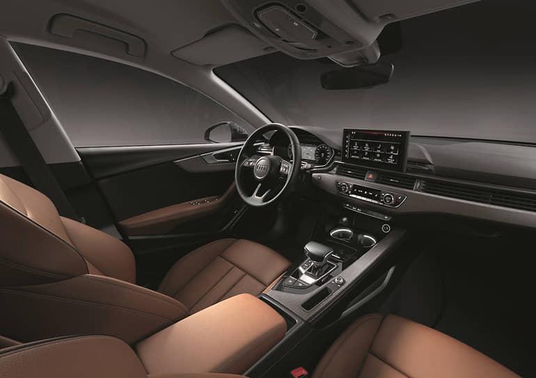 Цифровой мир Audi A5 Sportback легко управляется с помощью 10,1-дюймового сенсорного дисплея MMI touch или голосовых команд. Виртуальная приборная панель Audi virtual cockpit plus отображает основные параметры движения в одном из трех вариантов визуализации, по выбору водителя.