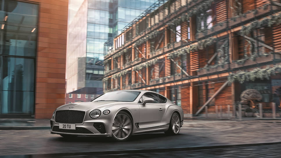 Все достоинства автомобилей Bentley традиционно выставляются напоказ, и версия Speed тоже недвусмысленно подчеркивает свою «особенность».