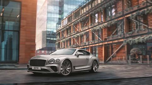 Третья «Скорость» // Bentley Continental GT Speed