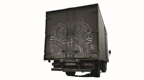 Чисто грязное дело // Борт «Газели» как повод для искусства