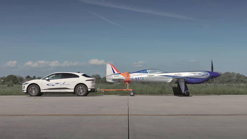 Одна из целей, поставленных перед Spirit of Innovation, – разогнаться в воздухе до 480 км/ч.