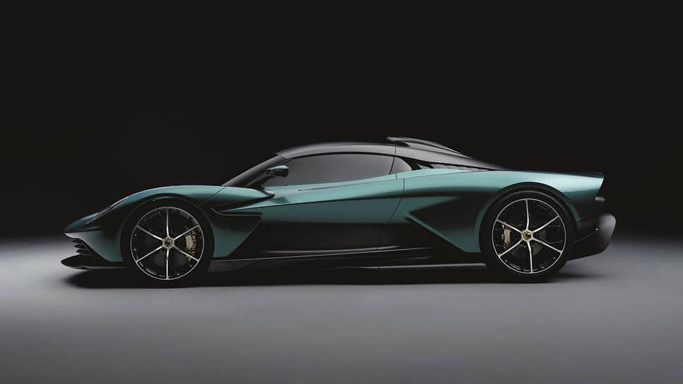 Valhalla должна стать одним из самых быстрых серийных автомобилей на знаменитой«Северной петле Нюрбургринга». Предполагается, что купе сможет пройти немецкую трассу за 6 минут и 30 секунд.
