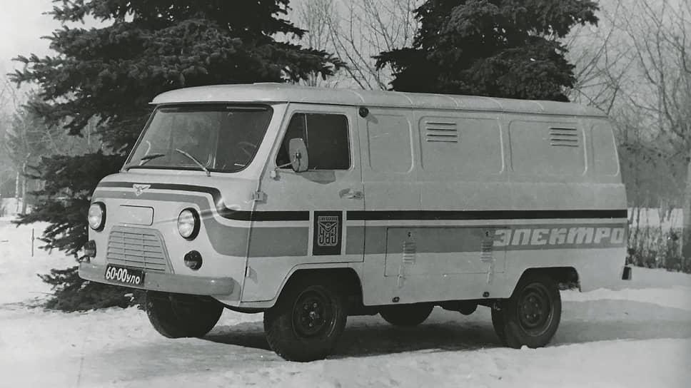 Опыты с электричеством<B> </B>УАЗ проводил с 1958 года, когда проектировали электрокар на базе фургона 450. Позже создали несколько подобных моделей и даже эксплуатировали. Но возможности были скромные: запас хода, например, не больше сотни километров