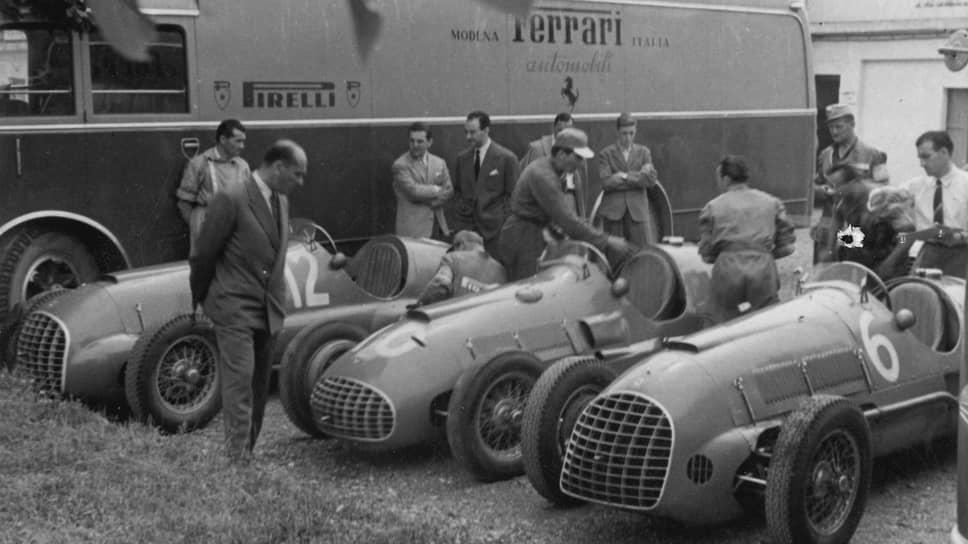 Stella Bianca – так называлась модель Pirelli, которая более двух десятилетий помогала гонщикам Ferrari занимать подиумы по всему миру. В 1948-м Ferrari на шинах Pirelli выиграет Гран-при в гонках, которые через два года станут Формулой 1.