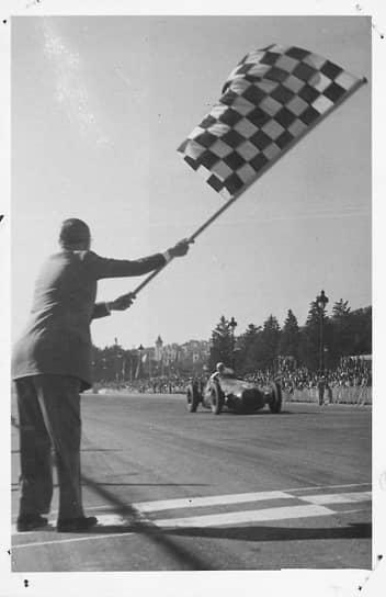 Гран-при Пенья-Рин, 1948, предоставлено Fondazione Pirelli