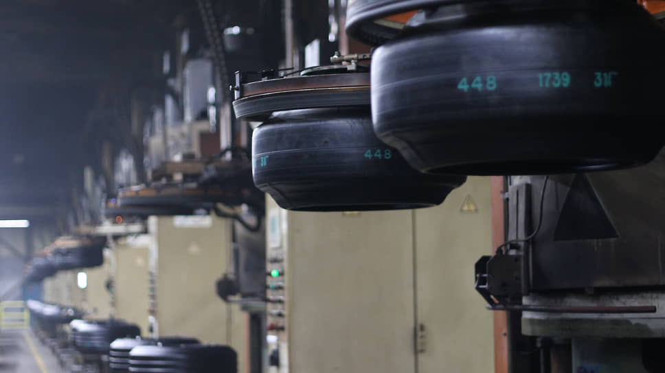 Производство Pirelli в России