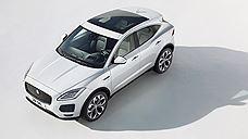 В Лондоне показали новый кроссовер Jaguar E-Pace