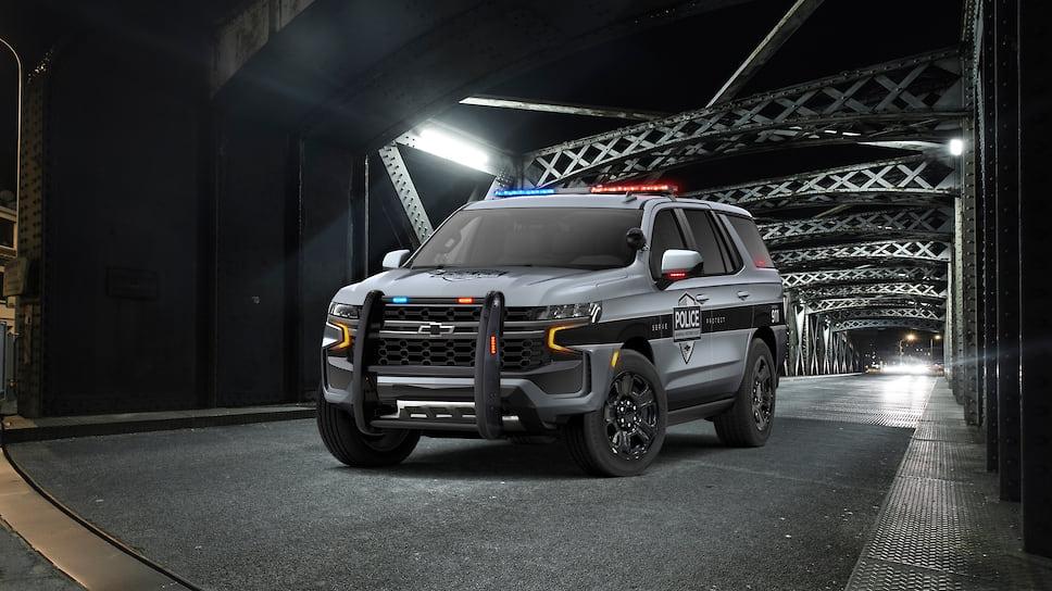 Chevrolet Tahoe Police Pursuit Vehicle