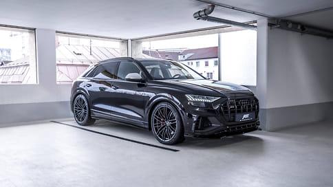 ABT доработал новый Audi SQ8