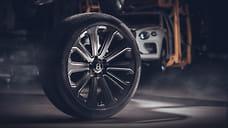 Bentley сделала для Bentayga карбоновые диски