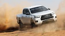 Пикап Toyota Hilux получил «спортивную» версию GR Sport