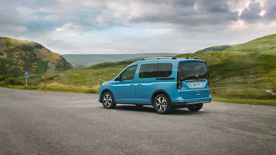 Ford Tourneo Connect Active