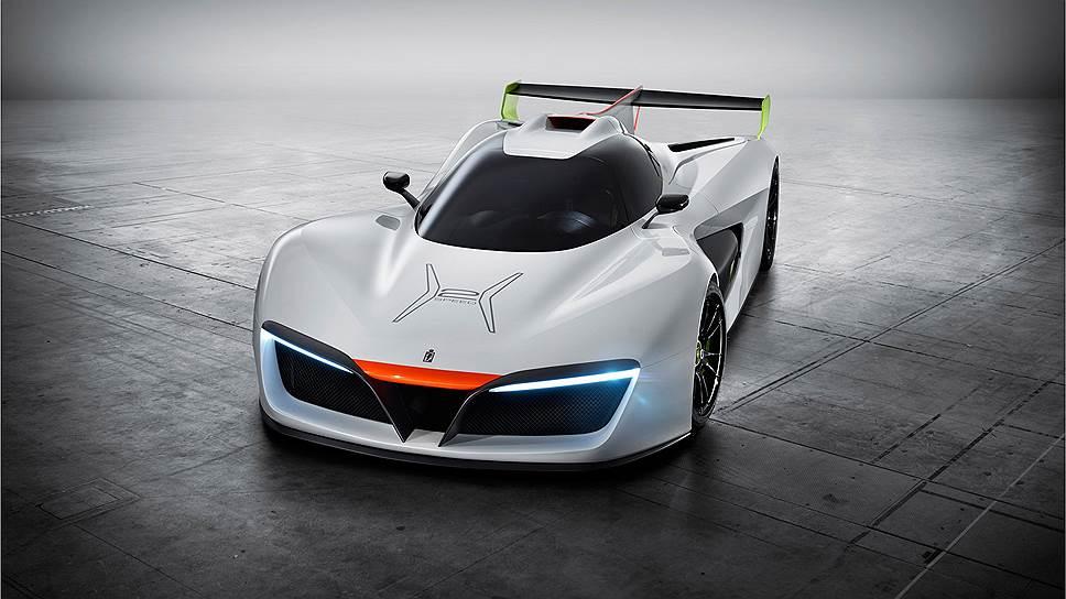 Дизайн спорткара Mahindra H2 Speed  рисовался под впечатлением от Pininfarina Ferrari Sigma Formula One Concept 1969 года, над котором тоже некогда трудились итальянские мастера