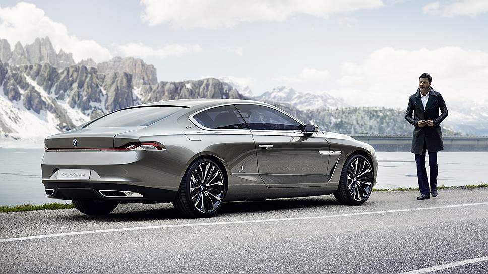 Фирма Pininfarina продемонстрировала, как правильно строить автомобили на примере BMW. Еще до продажи, на волне споров о ненужности итальянских студий, она вступила в связь с баварцами и в 2013 году родила элегантное купе BMW Pininfarina Gran Lusso Coupe, которое на выставке Concorso d'Eleganza Villa d'Este произвело фуррор и было признано «самым красивым за всю историю существования марки BMW. Однако в серию машина так и не пошла, а итальянская компания отшатнулась к щедрым индийцам