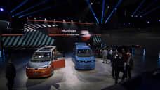 Автобус номер семь  / Марка Volkswagen представила новый Multivan