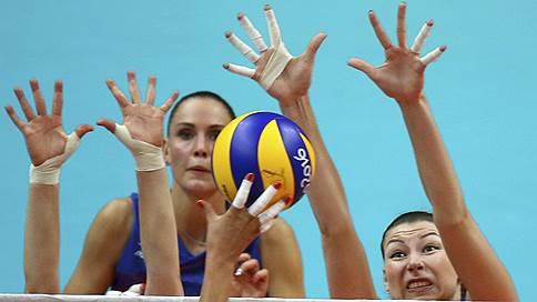 У российских волейболисток случился тихий час  / Они победили аргентинок спокойно и быстро