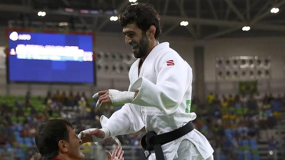 Скромный единогорец / За что боролся обладатель первой российской золотой медали Рио-2016
