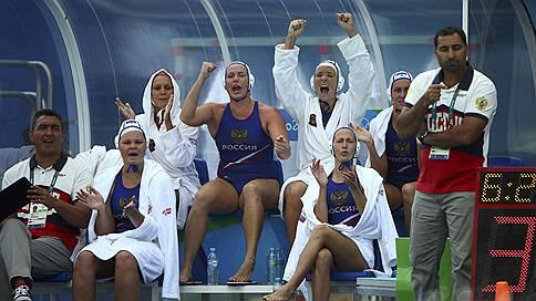 Ватерполистки накопили опыт поражений  / В четвертьфинале олимпийского турнира они встретятся с испанками