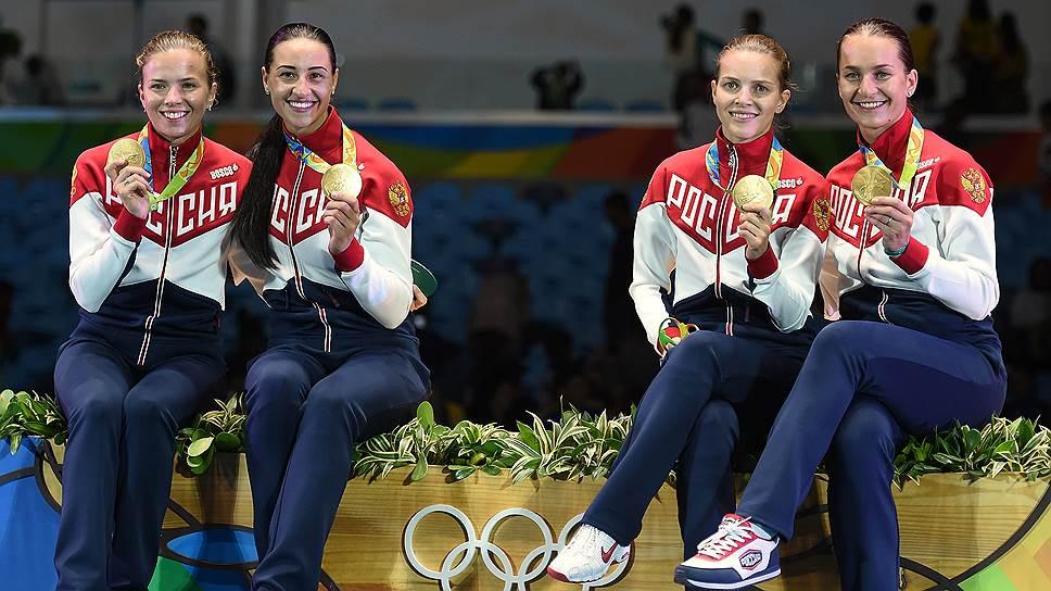 Медалеинвест / Как Ильгар Мамедов наболел нашим девушкам победу в сабле