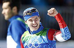 Российские биатлонисты завоевали золото и серебро