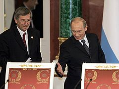 2005 год, Москва