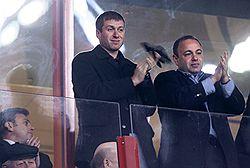 Роман Абрамович (слева) и Евгений Швидлер