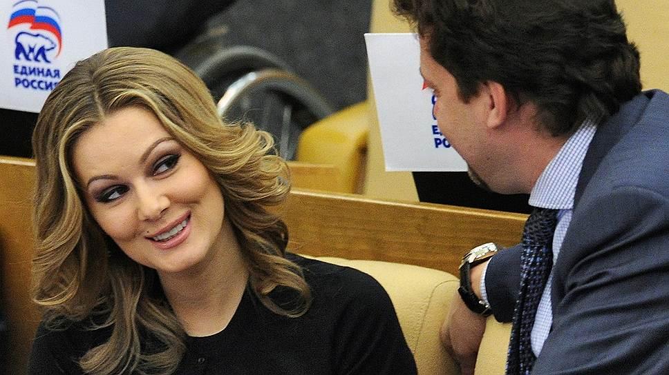 Депутат Государственной думы Мария Кожевникова