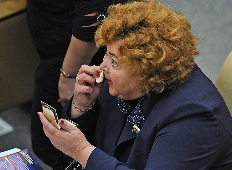 Заместитель председателя комитета Государственной думы России по образованию Надежда Шайденко