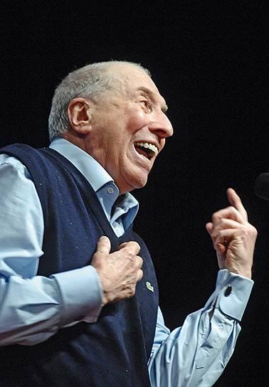 Сергей Юрский переехал в Москву в 1978 году,  и поступил на работу в Театр им. Моссовета. Там он работал не только в качестве актера, но и как режиссер-постановщик. Кроме того, он работал на сцене МХАТ имени А.П. Чехова