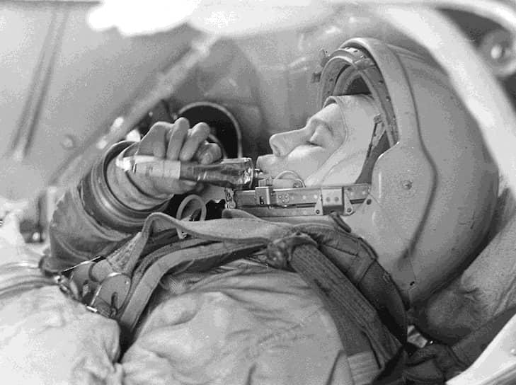 16 июня 1963 года в космос полетела первая женщина — Валентина Терешкова