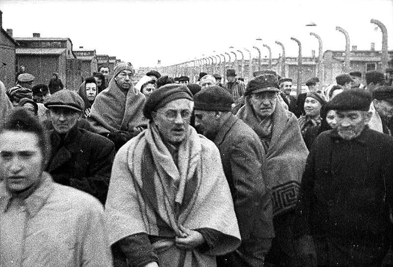 Лагерный комплекс Освенцим (Auschwitz) был создан нацистами на территории Польши в апреле 1940 года. Включал три лагеря. На территории комплекса было уничтожено около 1,1 млн человек