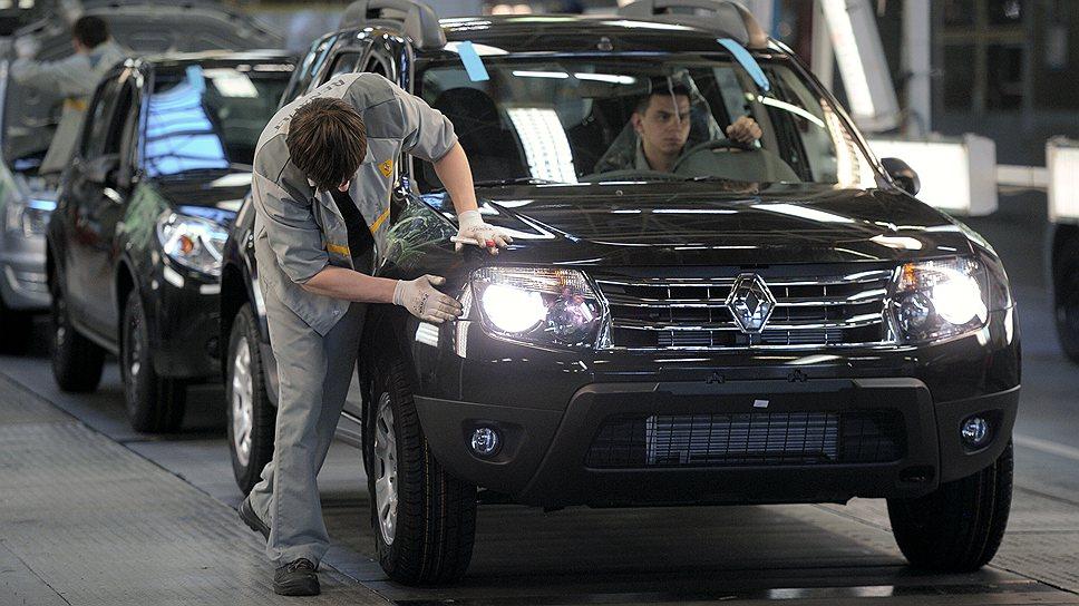 Как Renault смотрит в сторону России