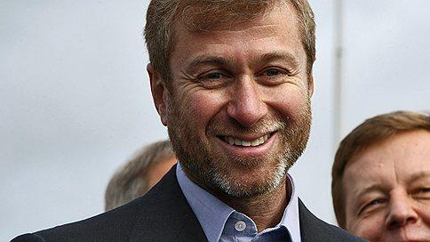 Роман Абрамович назван самым щедрым благотворителем