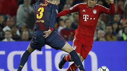 «Бавария» стала вторым финалистом Лиги чемпионов