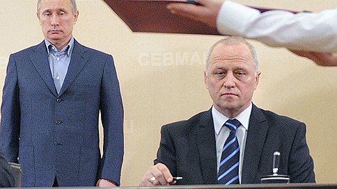 Президент ОСК Андрей Дьячков ушел в отставку