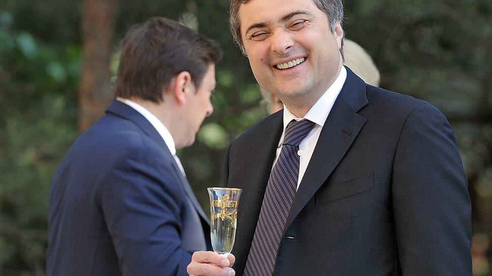 Бывший заместитель председателя правительства России, руководитель аппарата правительства России Владислав Сурков