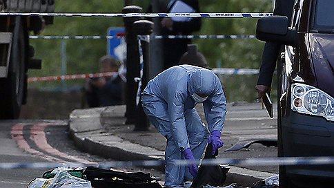 Исламисты напали на солдата в Лондоне  / Инцидент признан терактом