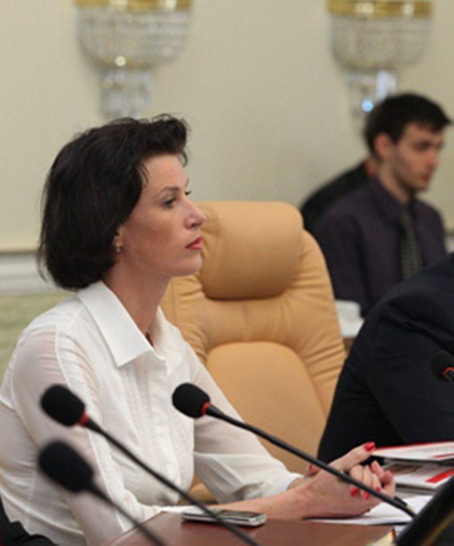 Министр искусства и культурной политики Ульяновской области Татьяна Мурдасова