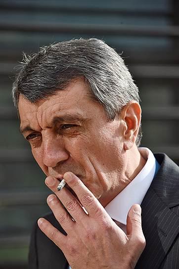 Врио главы Республики Северная Осетия Сергей Меняйло